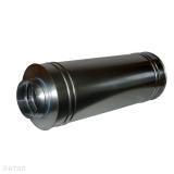 Шумоглушители круглые трубчатые ГТК