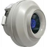 Канальные вентиляторы круглые (ВКК)