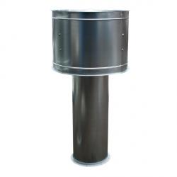 Дефлектор Ø315 мм с фартуком